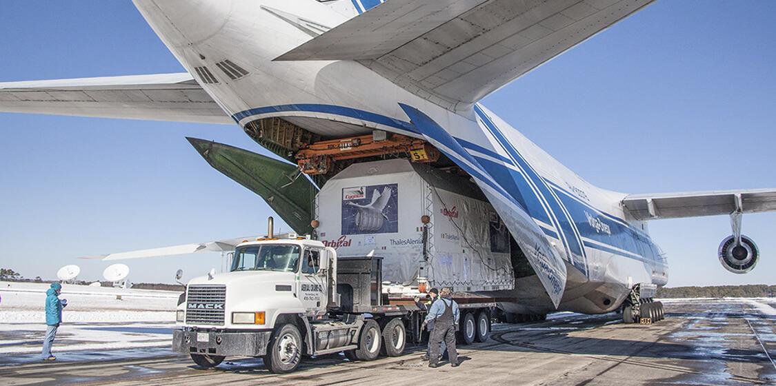 авиадоставка грузов в Киев