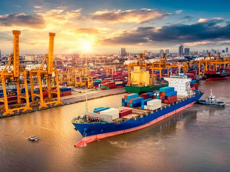 Морская перевозка грузов