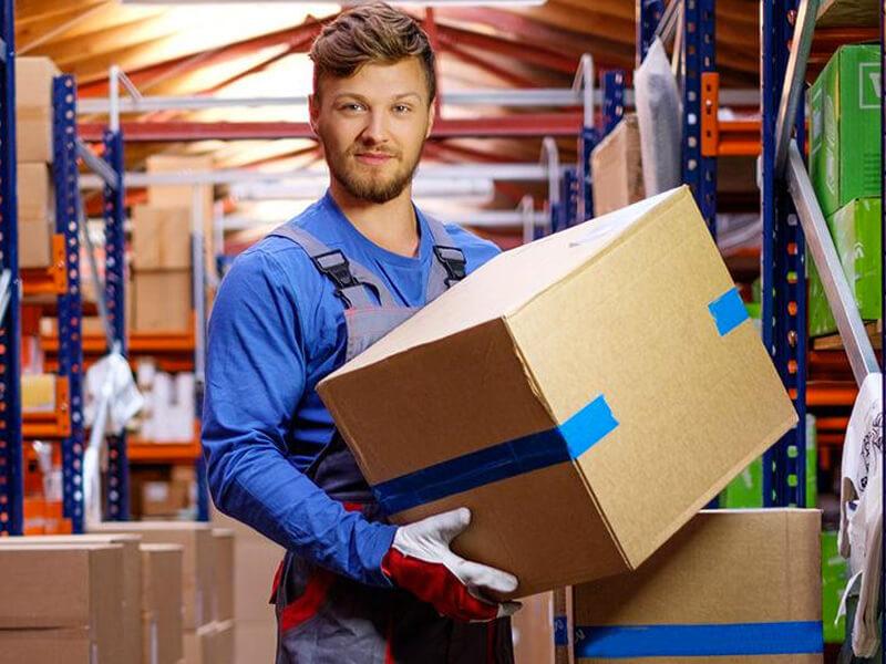 Складское обслуживание международных грузов